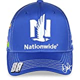 NASCAR Adult-Driver/Sponsor-Uniform-Adjustable Hat/Cap-Dale Earnhardt Jr #88-Nationwide