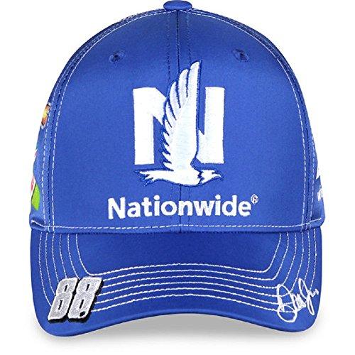 nascar-adult-driver-sponsor-uniform-adjustable-hat-cap-dale-earnhardt-jr-88-nationwide
