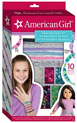 American Girl Mesh Bracelet Kit American Girl Charm Bracelet