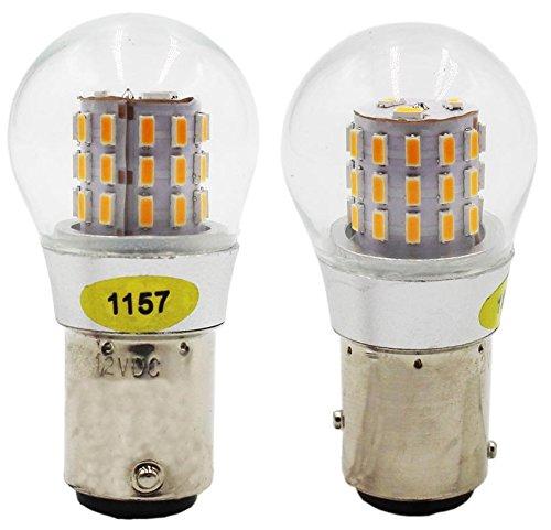 1157 Led Bulb Amber - 3