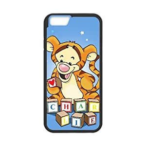tigger iPhone 6 4.7 Inch Cell Phone Case Black xlb-100678