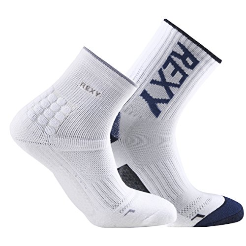 REXY Functional Blance Men's Socks For Golf Sports Outdoor 1set(2EA) GF6G0116D by REXY