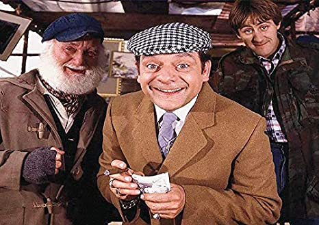 A1 841 X 594MM ONLY FOOLS /& HORSES POSTER