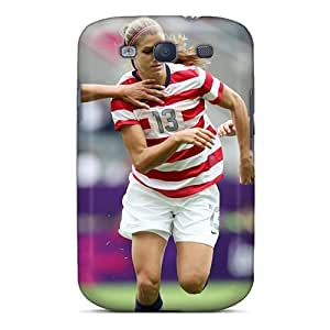 High-quality Durability Case For Galaxy S3(womens Football London 2012 Olympic)