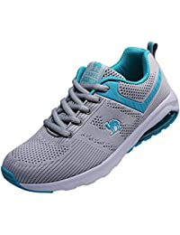 Trail Running Shoes for Women Air Cushion Walking Athletic Sneakers