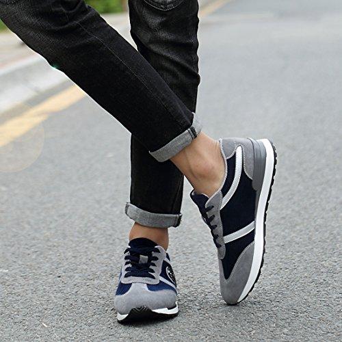 Grey lh17 Lheu Sneaker 26 Minitoo Uomo 7XwO1