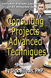 Consulting Projects Advanced Techniques: Book on Consulting Project Techniques
