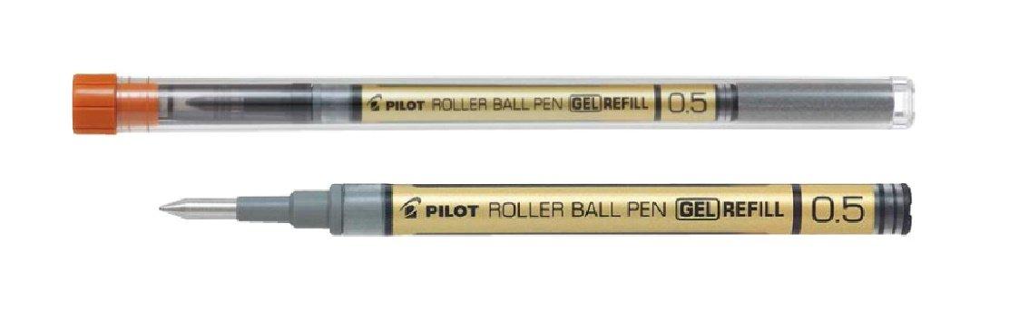 Pilot gel pen refill 0.5mm Short Blue BLGS-5-L / 10 [01AX5X8U]