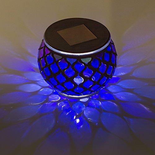 Solar Patio Table Lamp in Florida - 7
