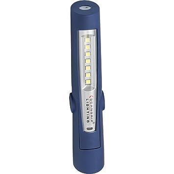 15 SMD LED Magnet Taschenlampe Flexible Lampe Arbeitsleuchte USB Wiederaufladbar