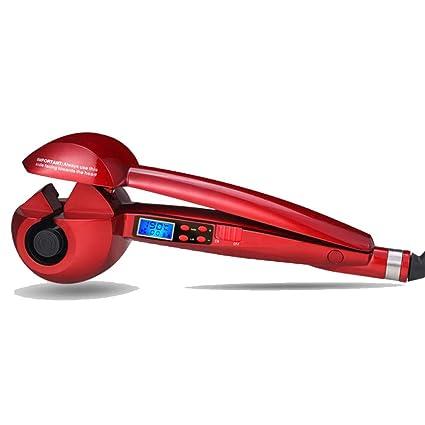 WEDEHANGE Pantalla LCD Rizador De Pelo Styler Calefacción Herramientas De Peinado del Cabello Curl De Pelo