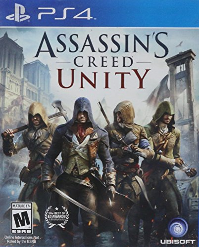 Assassin's Creed: Unity PlayStation 4 UBP30500951