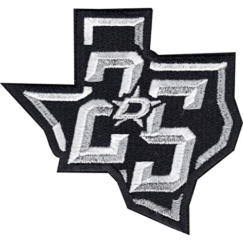 - 2017 Official Dallas Stars 25th Anniversary Jersey Embroidered Patch