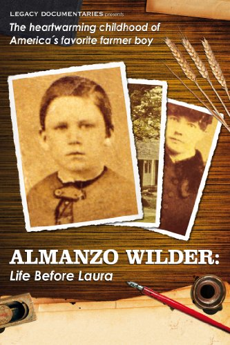 Almanzo Wilder: Life Before Laura (Story Ingalls Laura Christmas)
