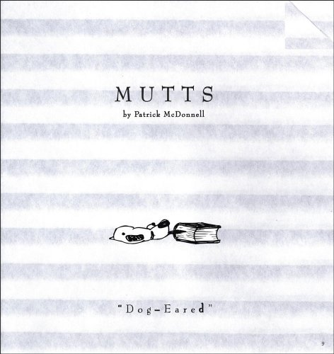 mutts books by patrick mcdonnell
