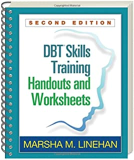 Printables Dbt Worksheets amazon com the dialectical behavior therapy skills workbook training handouts and worksheets second edition