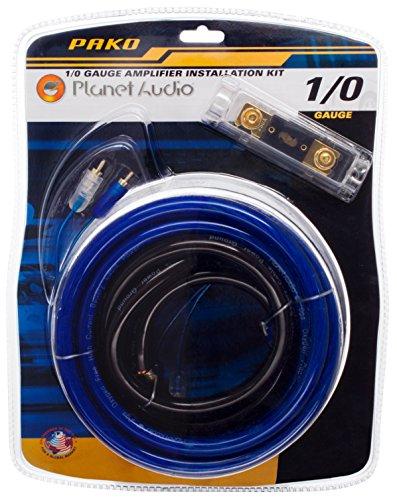 0 gauge wiring kit for car audio - 5
