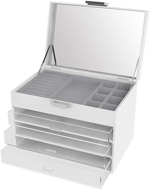 Phcom Caja de Almacenamiento de cosméticos Maquillaje acrílico ...