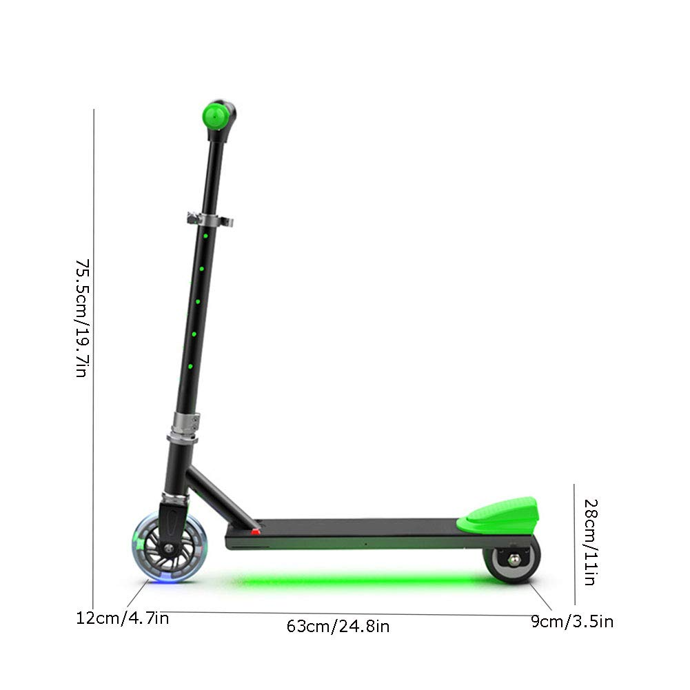 Amazon.com: Scooter - Patinete para adultos con ajuste de ...
