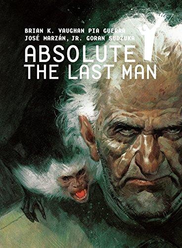 Absolute Y: The Last Man Vol. 3 by Vertigo