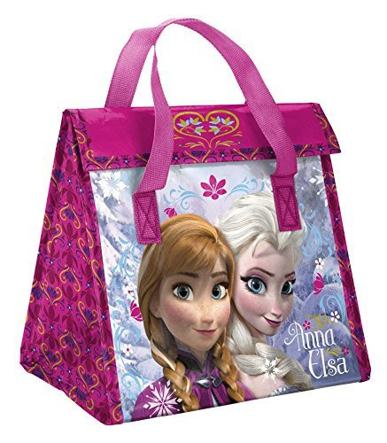 Zak! Designs Insulated Lunch Bag with Olaf from Frozen
