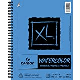 Canson XL Series Watercolor Textured Pad, Use with