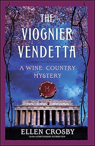 book cover of The Viognier Vendetta
