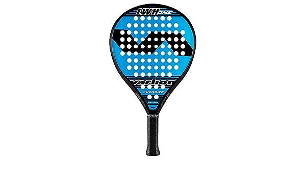 Varlion LW H One - Pala de pádel, Unisex Adulto, Azul, 315-320 gr.: Amazon.es: Deportes y aire libre