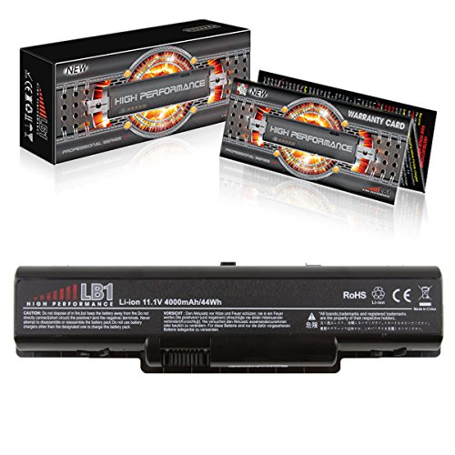 LB1 High Performance Laptop Battery for Acer Aspire 4710 ...