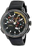 Relojes Inteligentes Best Deals - Timex Men's TW2P44300DH Yacht Racer Reloj negro inteligente de cuarzo análogo y pantalla análoga