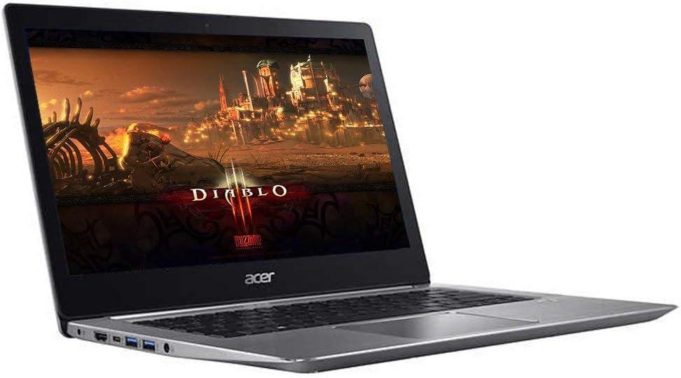 "2017 Acer Business Flagship Swift 3 Laptop PC 14"" FHD IPS 1080p Display Intel i5-7200U Processor 8GB DDR4 RAM 256GB SSD 802.11AC HDMI Bluetooth Webcam Windows 10-Silver (Certified Refurbished)"
