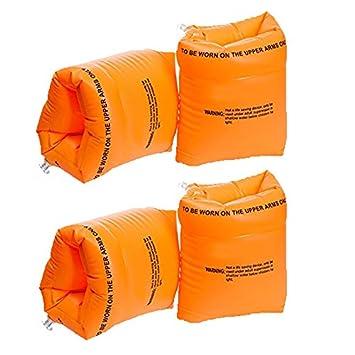 JMM - Brazalete Hinchable Flotador de Flotador para Brazos de natación para niños y Adultos: Amazon.es: Deportes y aire libre