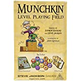 Steve Jackson Games Munchkin Level Playing Field
