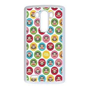 Polka-Dot-Design LG G3 Cell Phone Case White TV0726924