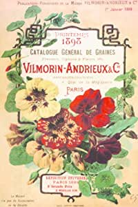 Art Poster, Vilmorin-Andrieux Seed Catalog - 12x18