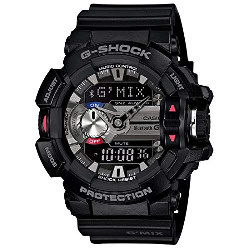 Casio G-Shock GBA-400-1ADR Wrist Watch