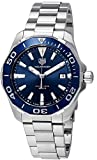 Tag Heuer Aquaracer Blue Dial Mens Watch WAY111C.BA0928
