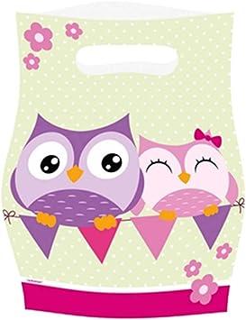Detalles para dar regalos fiesta temática infantil lechuza 8 ...