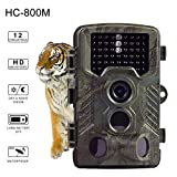fine-day Camera,HC-800M Hunting Camera MMS SMS Wireless HC800M Scout Guard wildcamera for Outdoor Hunting Wildlife Digital Traps Camera IP56 Waterproof