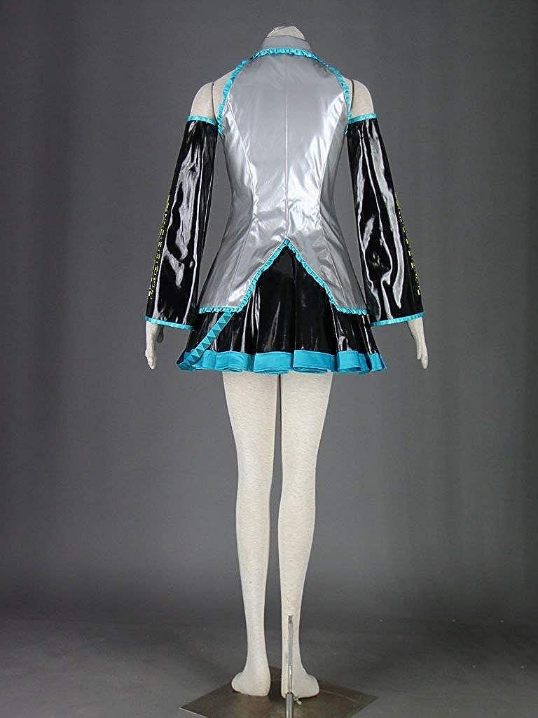 Amazon.com: CosplayLife Vocaloid 01 Hatsune Miku - Disfraz ...