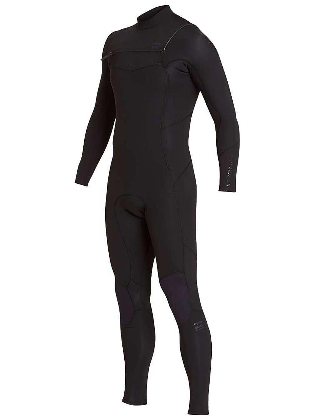 Black M BILLABONG Furnace Absolute GBS 4 3 Chest Zip Wetsuit