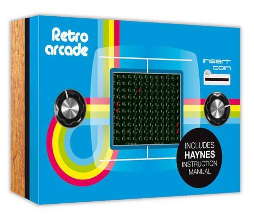 Haynes-Retro-Arcade-Kit