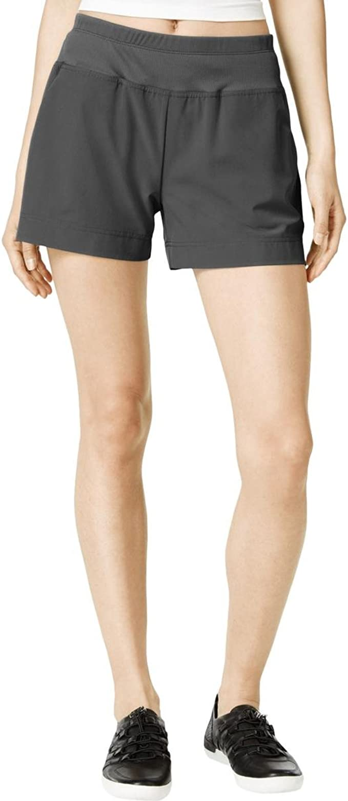 Calvin Klein Performance Women's Active Shorts (Grey, Large) at Amazon  Women's Clothing store