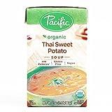 Pacific Soups Thai Sweet Potato 17 oz each (6 Items Per Order, not per case)