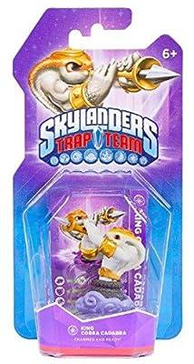 Skylanders Trap Team King Cobra Cadabra - Rare