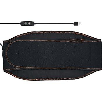 Amazon Com Far Infrared Portable Electric Heating Wrap