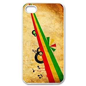 iphone covers CTSLR Iphone 6 4.7 4G Designer Case Cover Protective - Cool Rasta Reggae (16.39) - 51