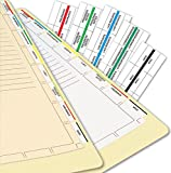 tabbies Medical Chart Index Divider Tabs