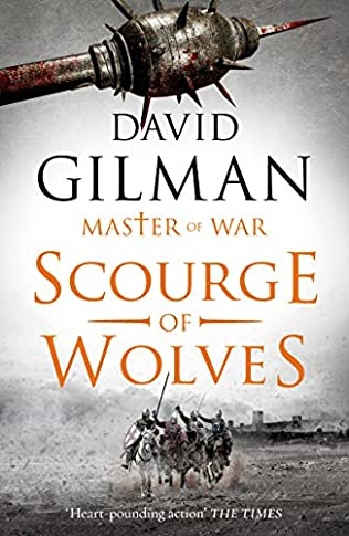 book cover of Scourge of Wolves
