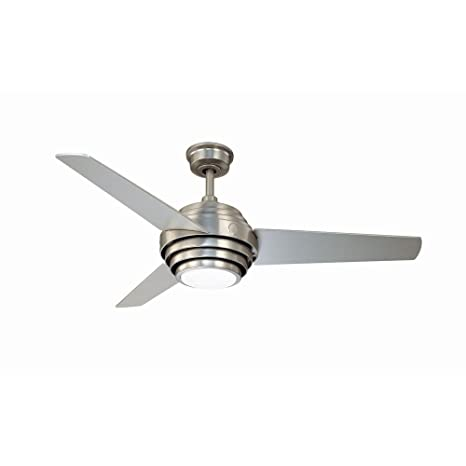 Hampton bay vasner 52 in indoor colonial pewter ceiling fan with indoor colonial pewter ceiling fan with light kit and remote mozeypictures Choice Image